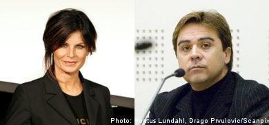 Stars gather for celebrity rape trial