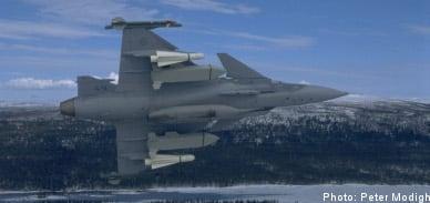 Financial crisis rocks Swedish military