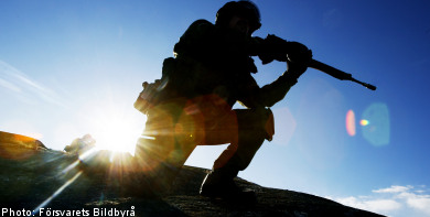 Sweden should participate in EU defence forces – poll
