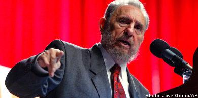 Bildt welcomes Castro resignation