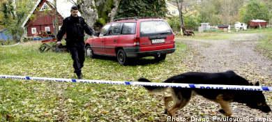 Police criticized in Rödeby case