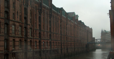 Hamburg: the guide to staying dry