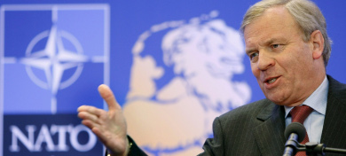Berlin hardens 'no' to NATO offer for Georgia and Ukraine