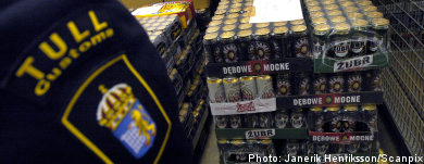 SVT workers charged with smuggling alcohol