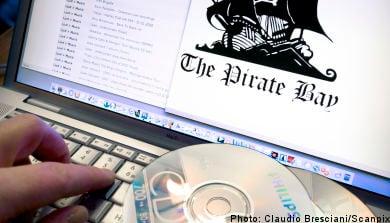 Record companies sue Pirate Bay four
