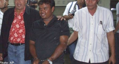 Thai man arrested over killing of Swedish tourist
