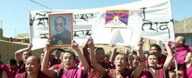 Germany demands transparency in Tibet