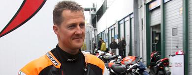 Schumacher: no new career in motorbikes