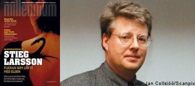 Father won't publish final Larsson book