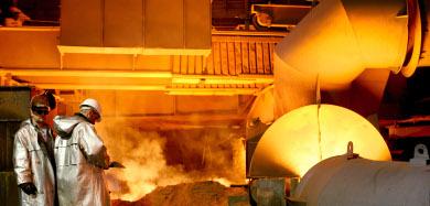 Metal industry booming in Germany