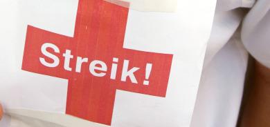 40,000 German doctors to strike
