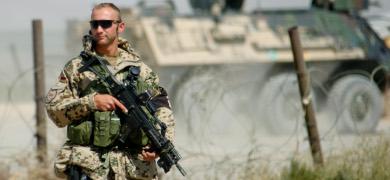 German troops hurt in Afghan attack