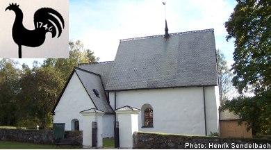 Swedish town celebrates Church Cock victory