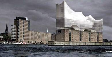 Hamburg's new philharmonic hit by cost explosion