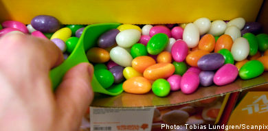 Swedes engage in Easter sweets binge