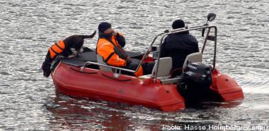 Irish tourist feared drowned