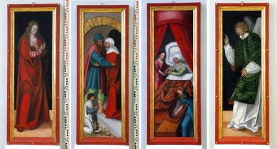 German church seeks return of €1 million in stolen art