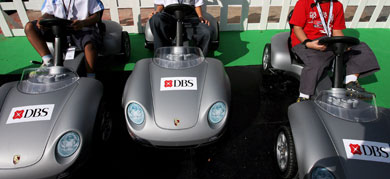Porsche challenges London pollution charge