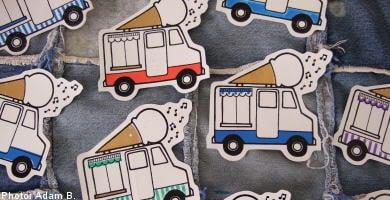 Swedish ice cream trucks 'a form of torture'