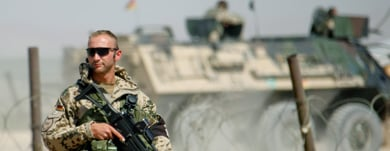 Bundeswehr missions cost over €900 million in 2007