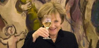 Merkel enjoys highest approval rating ever