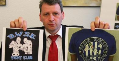 Saxony-Anhalt bans neo-Nazi football hooligans