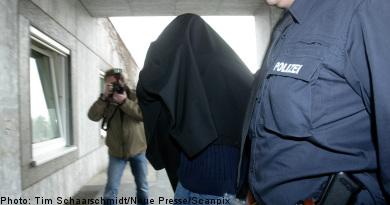 German lawyer criticizes Swedish police