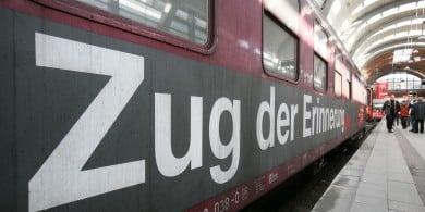 Deutche Bahn compromises with Holocaust exhibition