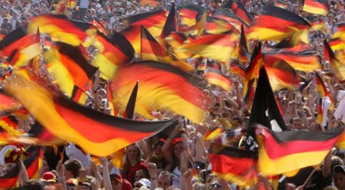 Germany tops global popularity poll