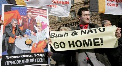 Steinmeier warns NATO against antagonzing Russia