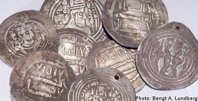 Viking treasure found near Arlanda