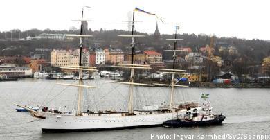 Famed boat hostel returns to Stockholm