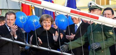 Crime rises after end of eastern German border controls