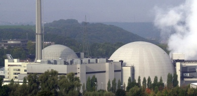Inferior concrete reportedly used in German nuclear plant