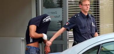 Suspect in Hamburg 'honour killing' had assault record