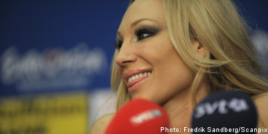 Sweden eases into Eurovision final