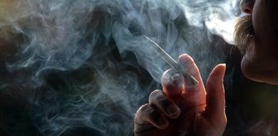 Orderly Germans rebel against public smoking ban