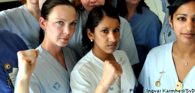 Nurses pledge further strike action