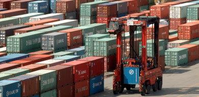 German economy is buffeted by global headwinds