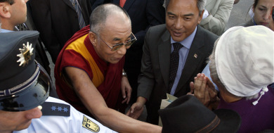 Steinmeier slammed for nixing visit with Dalai Lama