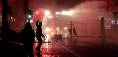 Hamburg hit by May Day riots