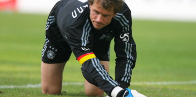 Belarus double strike leaves Germany red-faced