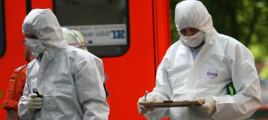 Man dies after injuring police in Hamburg shootout