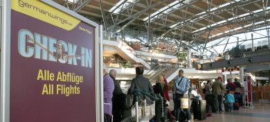 Pilot strike delays flights in Germany