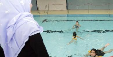 German Muslim girl can't skip swim lessons: court