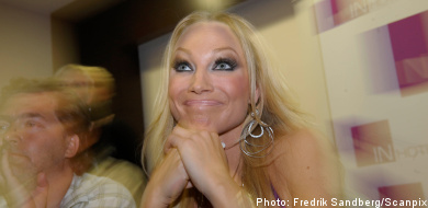 Perrelli in Eurovision fiasco