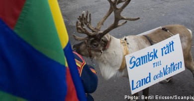 Sweden Democrats call for end to Sami privileges