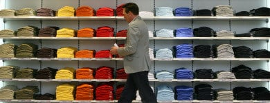 German retail sales post surprise fall in March