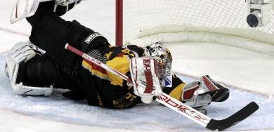 Germany upsets Slovakia at ice hockey championships