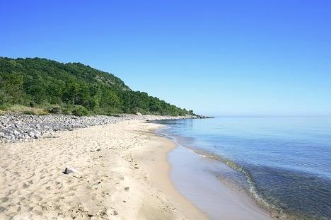 Top ten Swedish beaches